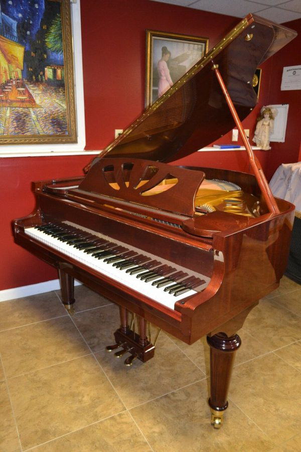 Self player grand piano (Free USA delivery & yamaha disklavier felt key cover)
