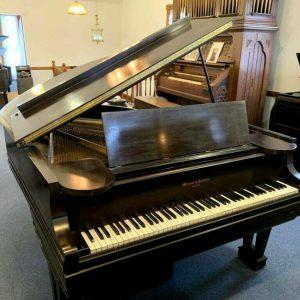 Mason & Hamlin self player reproducing Ampico player grand piano