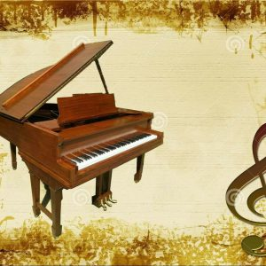 George Steck self player reproducing Duo Art player grand piano