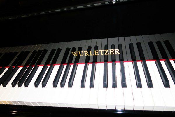 Brand New Black baby grand piano