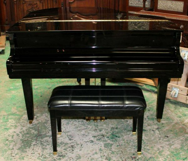 Kranich and bach 4'7 baby grand piano