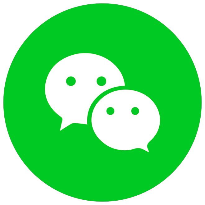 Chat with us WeChat