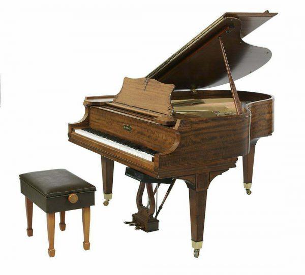 Extraordinary Mason & Hamlin grand piano