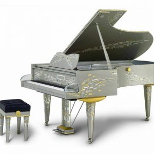 "Brand New Bosendorfer Limited edition ""Swarovski crystal"" VS1"