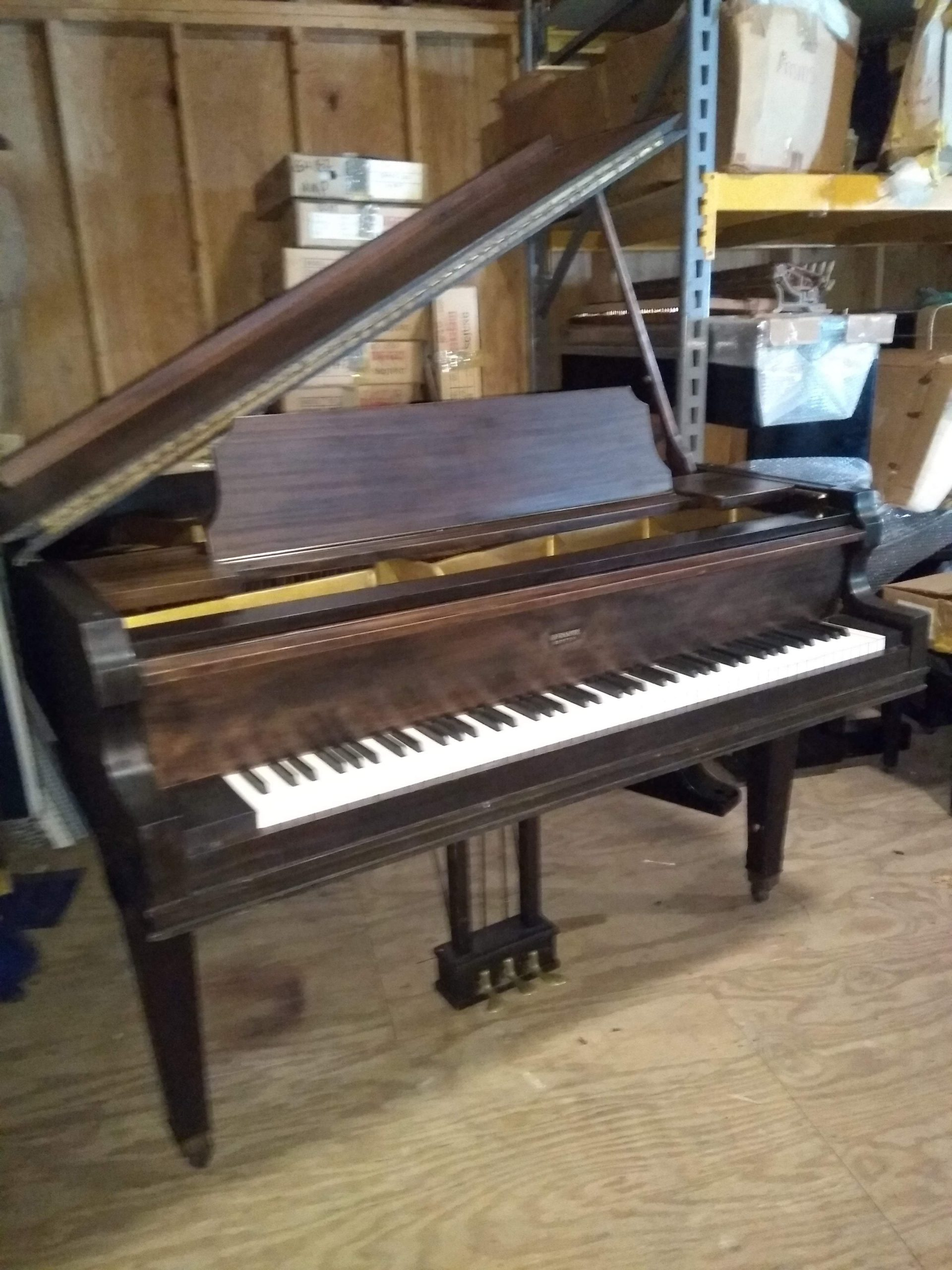 Best value on a baby grand piano! | A440 Pianos