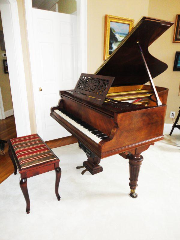 Erard grand piano