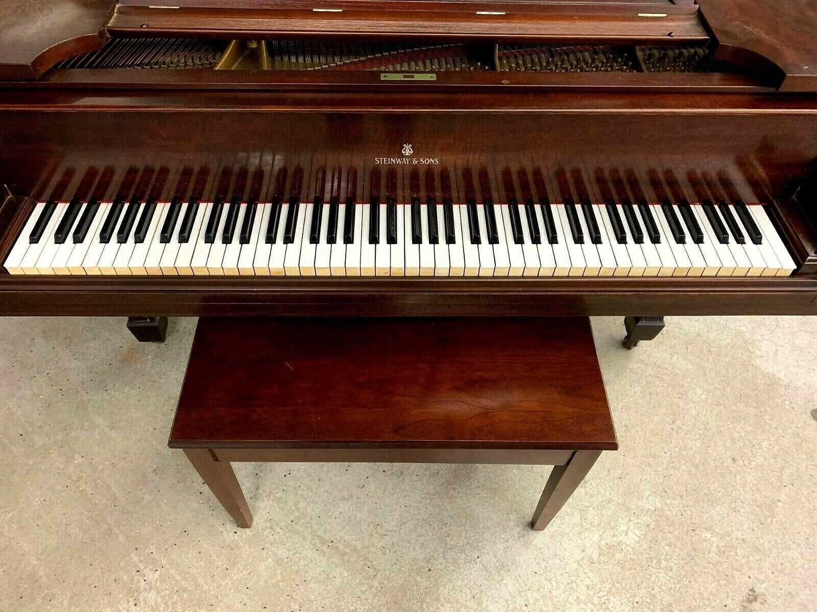 steinway piano dating
