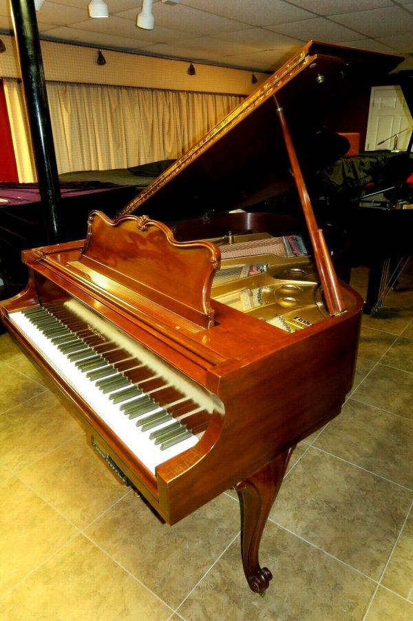 1996 Baldwin 5'8 Model grand piano PianoDisk – Selfplayer