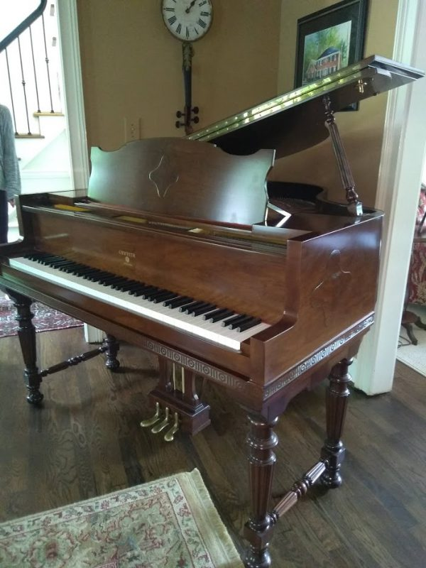 The bargain baby Baby Grand Piano Collection