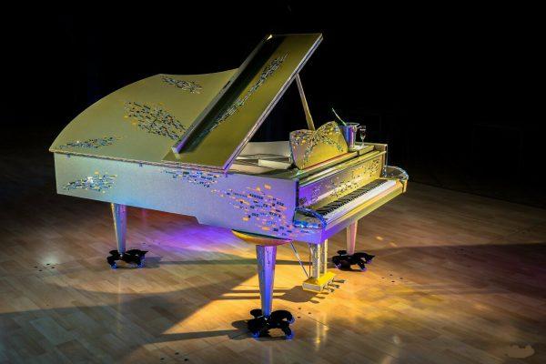 "Great deals on Bosendorfer Grand Pianos ""Swarovski crystal"" VS1"