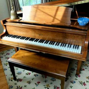 Superb Sohmer baby grand piano in Atlanta