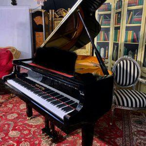 Brand new 2021 Black 4'9 baby grand piano