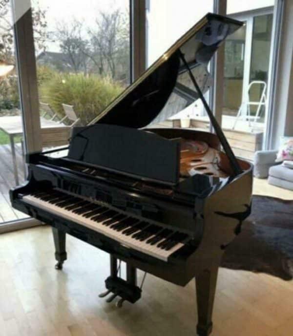 Gorgeous Kawai gs30 6'1 grand piano + Yamaha c3 conservatory bench