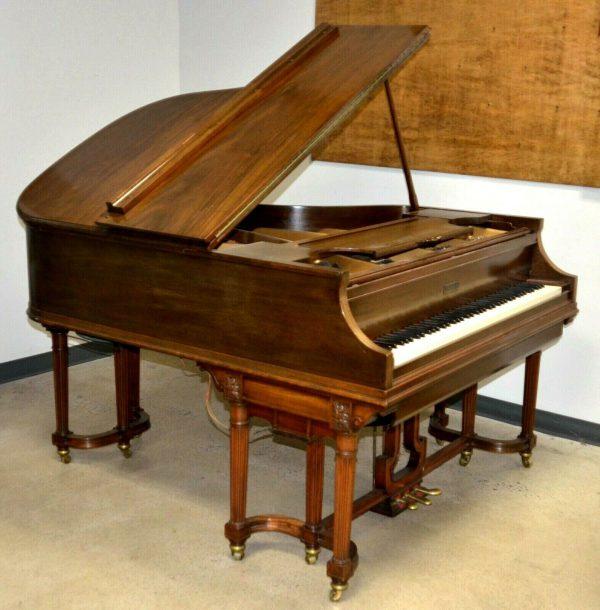Knabe self player reproducing Ampico grand piano