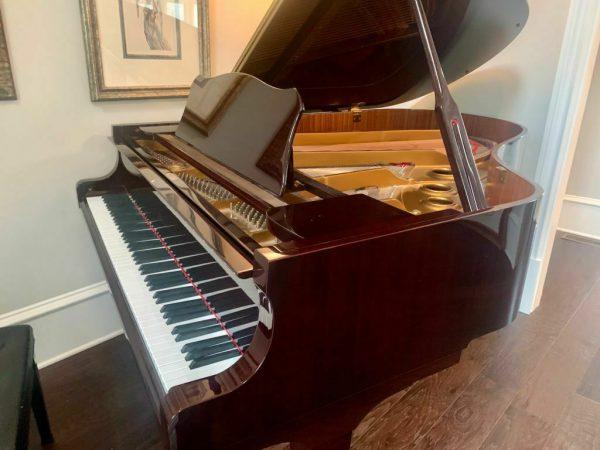 Nakamura grand piano + Yamaha c3 conservatory bench